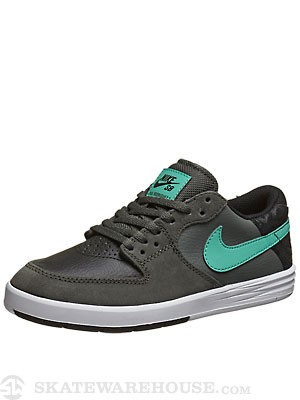 Nike SB Kids P Rod 7 Shoes  Dark Base Grey/Mint