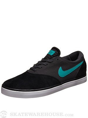 Nike SB Koston 2 LR Shoes  Black/Turbo Green