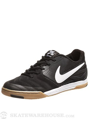 Nike SB Lunar Gato Shoes  Black/Gum/White