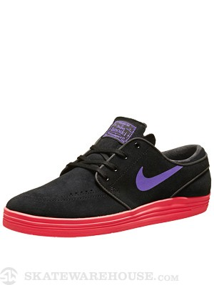 Nike SB x World Cup Lunar Janoski Shoes  Black/Grape