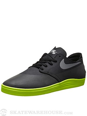 Nike SB x World Cup Lunar One Shot Shoes  Black/Silver
