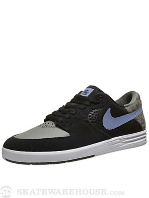Nike SB P Rod 7 Shoes  Black/Iron Purple/Base Grey