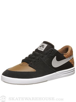 Nike SB P Rod 7 Shoes  Black/Military Brown/Grey