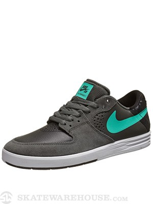 Nike SB P Rod 7 Shoes  Dark Base Grey/Crystal Mint