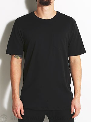 Nike SB Dri Fit Skate Pocket Tee Black SM