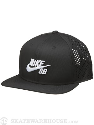 Nike SB Performance Trucker Black/White