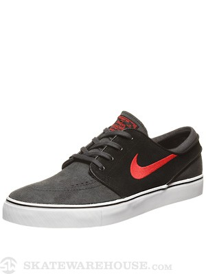 Nike SB Janoski Shoes  Anthracite/Black/University Red