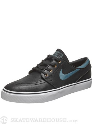 Nike SB Janoski Premium Shoes  Black/Night Factor