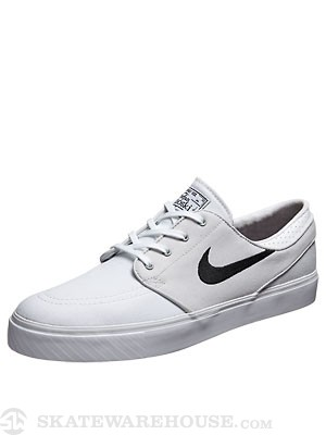 Nike SB Janoski Canvas Shoes  Light Base Grey/Black