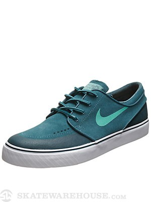 Nike SB Janoski Premium SE Shoes  Night Factor/Mint