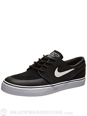 Nike SB Janoski Premium SE Shoes  Black/White/Slate