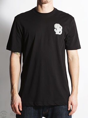 Nike SB Dri-Fit Lock Up Tee Black SM