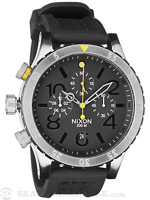 Nixon The 48-20 Chrono Watch  Grand Prix