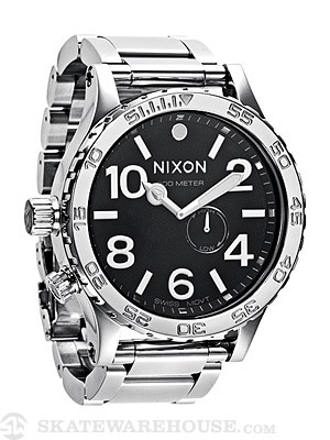 Nixon The 51-30 Watch Tide High Polish/Black