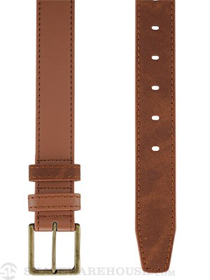 Nixon Ace Belt Honey Brown LG