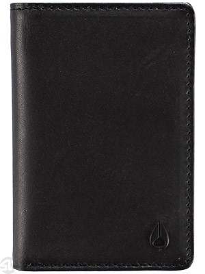 Nixon Ambassador Card Wallet Black