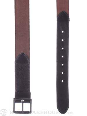 Nixon Belfast Reversible Belt Black/Purple Small