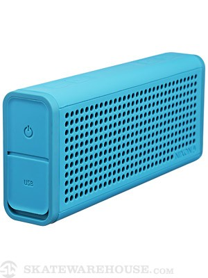 Nixon The Blaster Portable Wireless Speaker  Sky Blue