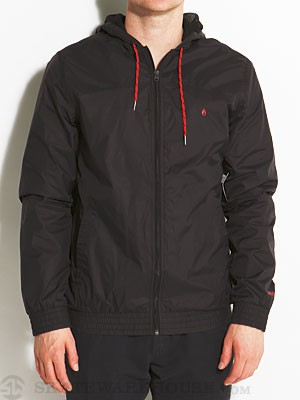 Nixon Brighton Jacket Black XL