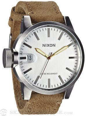 Nixon The Chronicle Watch  Desert Suede