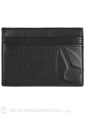 Nixon Haze Card Wallet All Black