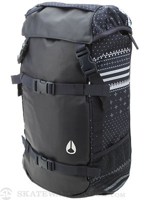 Nixon Landlock II Backpack Guardsmen Navy