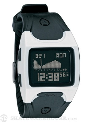 Nixon The Lodown Watch  Black/White