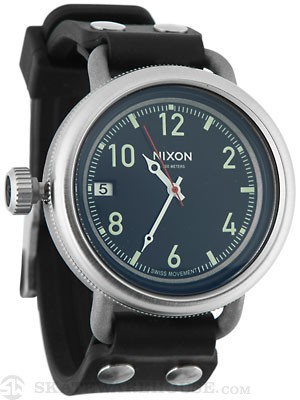 Nixon The October Watch  Black