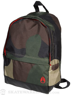 Nixon Platform II Backpack Camo