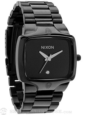 Nixon The Player Watch All Black