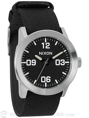 Nixon The Private Watch Black