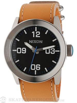 Nixon The Private Watch  Natural/Black