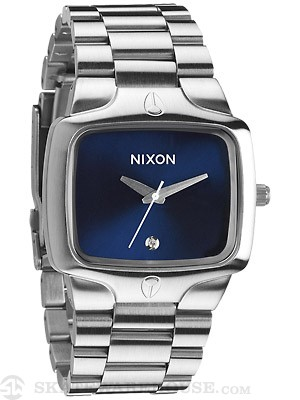 Nixon The Player Watch  Blue Sunray
