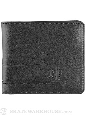 Nixon Showoff Wallet All Black