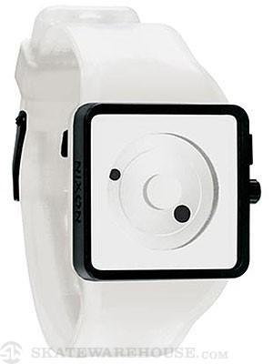 Nixon The Newton Watch  White