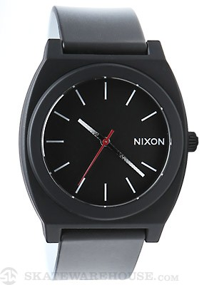 Nixon The Time Teller P Watch  Black/White Fade