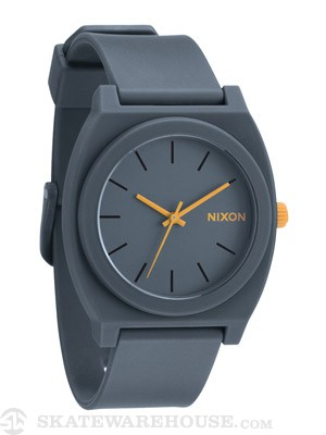 Nixon The Time Teller P Watch  Matte Steel Gray