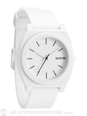 Nixon The Time Teller P Watch  Matte White