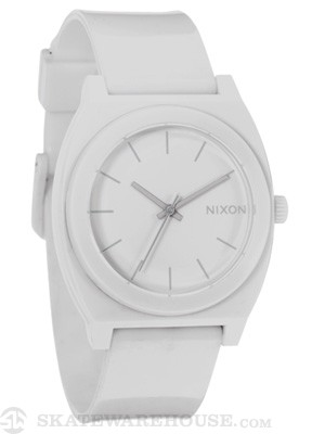 Nixon The Time Teller P Watch  White