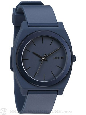 Nixon The Time Teller P Watch  Steel Blue Ano