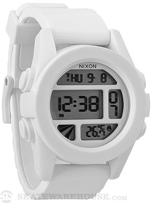 Nixon The Unit Watch  White