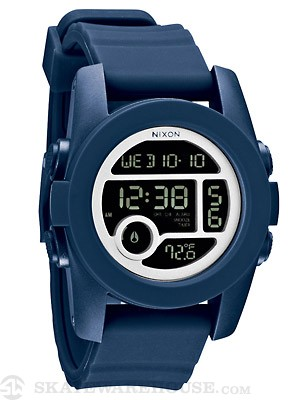 Nixon The Unit 40 Watch  Navy