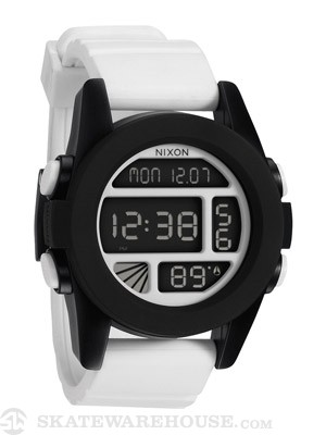 Nixon The Unit Watch  White/Black