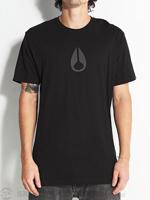 Nixon Wings Tee Black/Grey SM