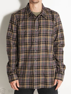 Oakley Winfield Woven Flannel Black SM
