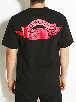 Odd Future Air Taco Tee Black SM