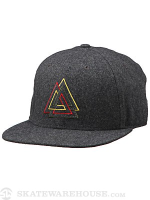 Official Cardiel All Hail Hat Grey Wool