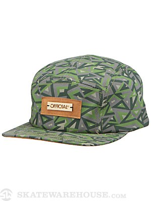 Official Geo Camper Hat Camo