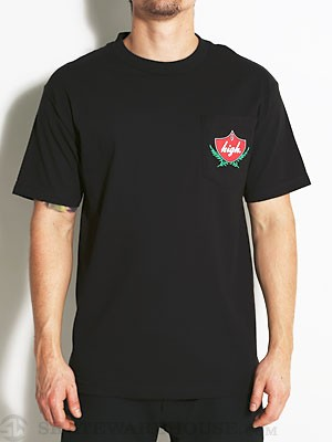 Odd Future Domo High Swisher Pocket Tee Black SM