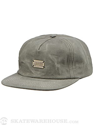 Official Kalamata Wax Hat Olive